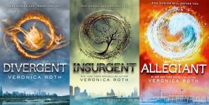 Afbeeldingsresultaat voor divergent series books